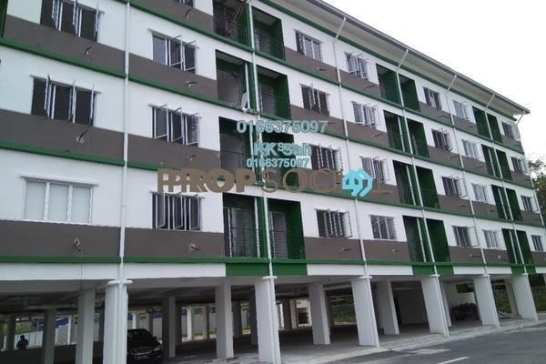 For Sale Apartment at Bandar Sunway Semenyih, Semenyih Freehold Fully Furnished 3R/2B 196k