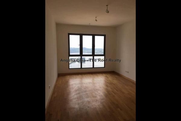 For Sale Condominium at Teega, Puteri Harbour Freehold Semi Furnished 2R/2B 940k