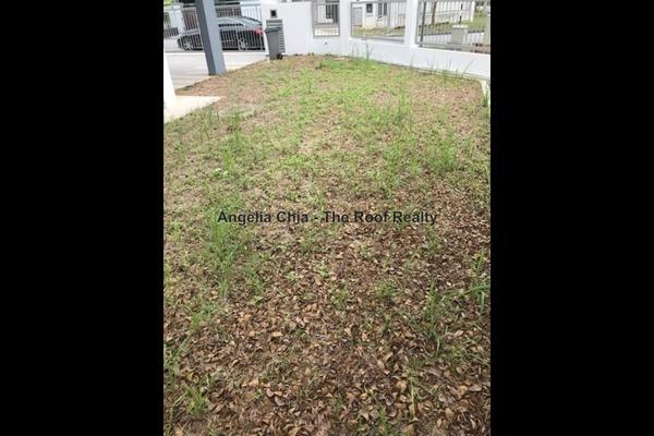 For Sale Terrace at Taman Mutiara Mas, Skudai  Semi Furnished 4R/4B 898k