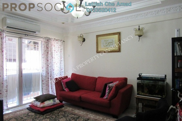 For Sale Condominium at D'Aman Ria, Ara Damansara Freehold Semi Furnished 3R/2B 580k