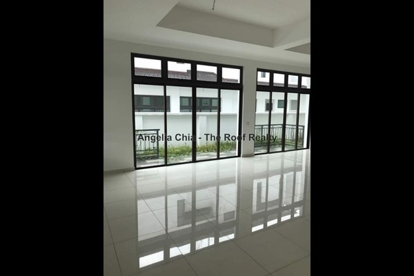 For Sale Terrace at Eco Botanic, Skudai Freehold Semi Furnished 4R/5B 950k