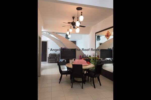 For Sale Terrace at Adda Heights, Tebrau Freehold Fully Furnished 4R/4B 1.18m