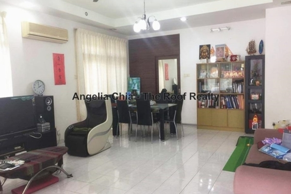For Sale Terrace at Setia Indah, Tebrau Freehold Semi Furnished 4R/3B 665k