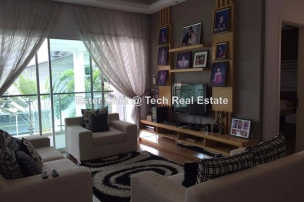 For Sale Bungalow at BK6, Bandar Kinrara Freehold Semi Furnished 5R/6B 6.65m