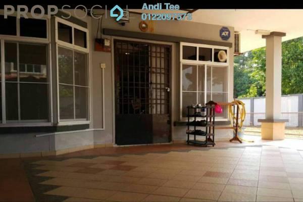 For Sale Link at Taman Pelangi Semenyih, Semenyih Freehold Semi Furnished 3R/2B 530k