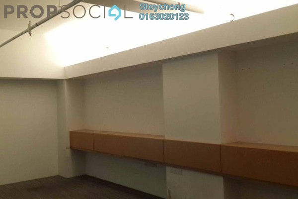 For Rent Office at Metropolitan Square, Damansara Perdana Freehold Semi Furnished 2R/2B 4k