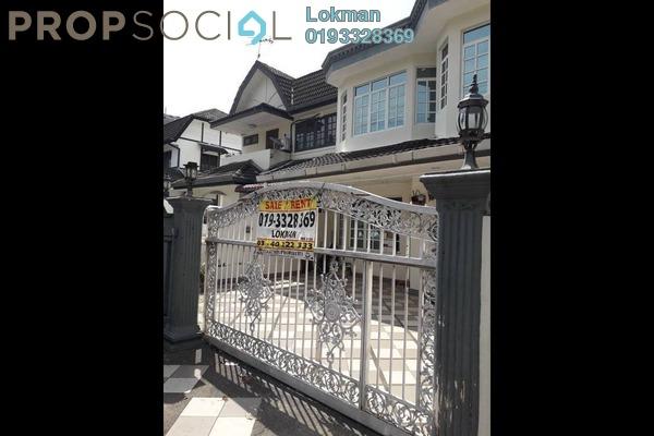 For Sale Terrace at USJ 4, UEP Subang Jaya Freehold Semi Furnished 5R/3B 888k