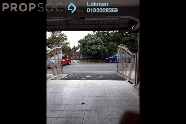 For Sale Terrace at Taman Koperasi Cuepacs, Bandar Sungai Long Freehold Unfurnished 4R/3B 440k