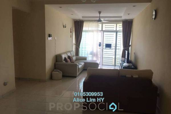 For Rent Condominium at Regency Heights, Sungai Ara Freehold Fully Furnished 3R/2B 1.6k