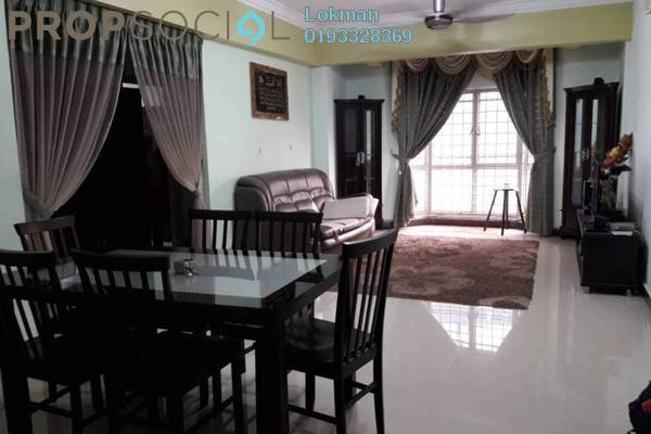 For Sale Condominium at Avant Court, Old Klang Road Freehold Unfurnished 3R/2B 435k