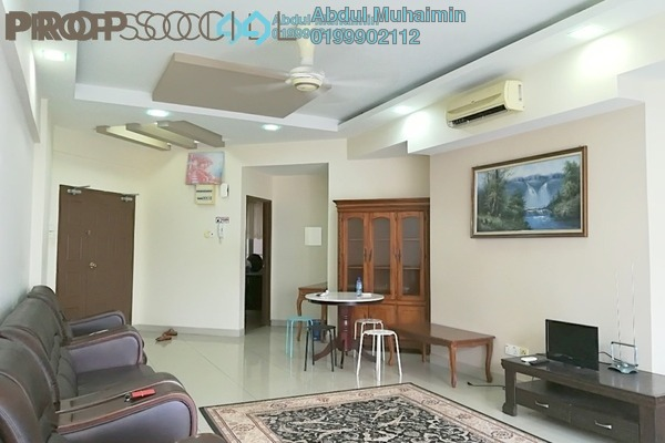 For Sale Condominium at Villa Wangsamas, Wangsa Maju Freehold Fully Furnished 3R/3B 550k