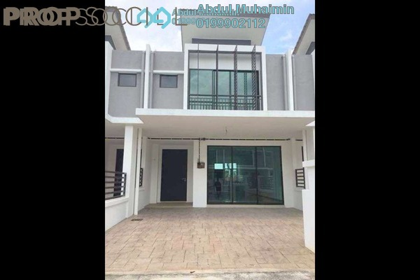 For Sale Terrace at Saujana KLIA, Sepang Freehold Unfurnished 4R/4B 570k