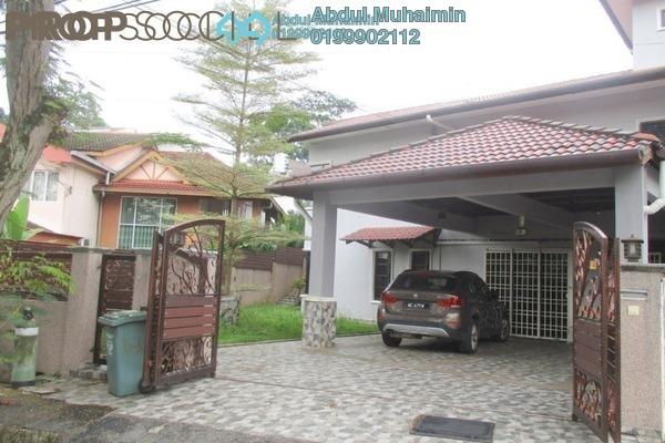 For Sale Terrace at Section 5, Wangsa Maju Freehold Semi Furnished 6R/4B 1.65m