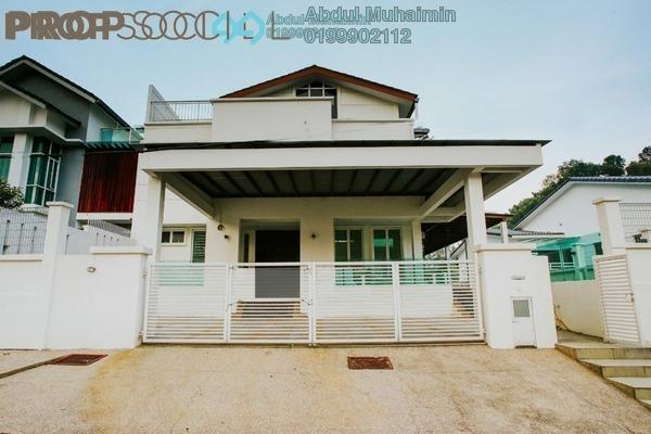 For Sale Semi-Detached at Taman Melawati, Melawati Freehold Unfurnished 6R/7B 2.5m