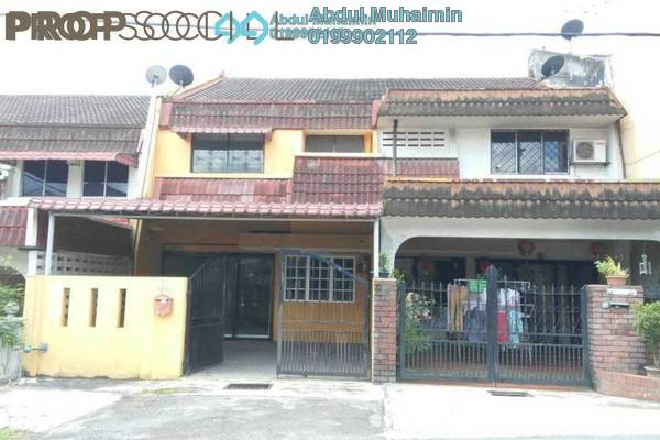 For Sale Terrace at Taman Sri Gombak, Batu Caves Freehold Semi Furnished 3R/3B 560k