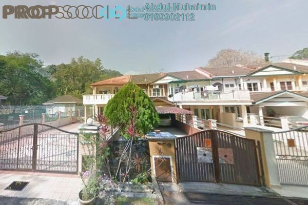 For Sale Terrace at Taman Melawati, Melawati Freehold Semi Furnished 5R/3B 915k