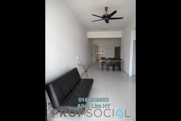 For Rent Condominium at Elit Heights, Bayan Baru Freehold Fully Furnished 3R/2B 1.7k