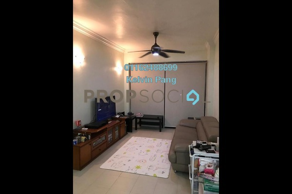 For Sale Condominium at Sunny Ville, Batu Uban Freehold Fully Furnished 3R/2B 450k