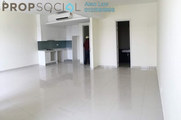 For Sale Serviced Residence at Tropicana Metropark, Subang Jaya Freehold Semi Furnished 0R/1B 390k