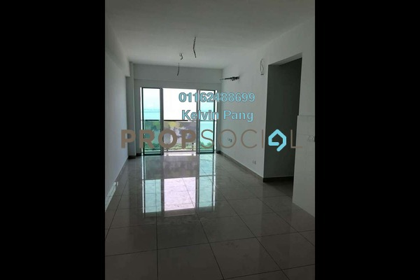 For Sale Condominium at Tropicana Bay Residences, Bayan Indah Freehold Unfurnished 3R/2B 620k