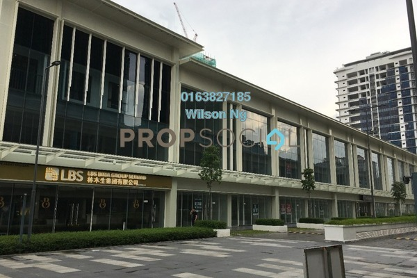 For Rent Shop at Pavilion @ Bukit Jalil City, Bukit Jalil Freehold Unfurnished 0R/2B 7k