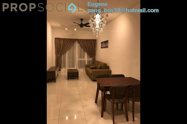 For Rent Condominium at EcoSky, Jalan Ipoh Freehold Fully Furnished 2R/2B 1.85k