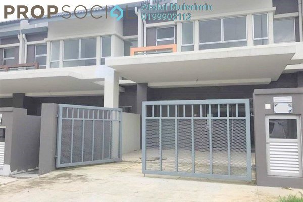For Sale Terrace at Serene Heights, Bangi Freehold Unfurnished 4R/3B 640k