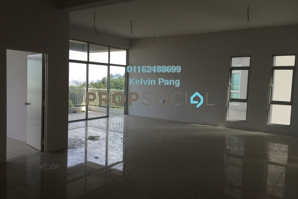For Sale Condominium at The Peak Residences, Tanjung Tokong Freehold Unfurnished 5R/4B 980k