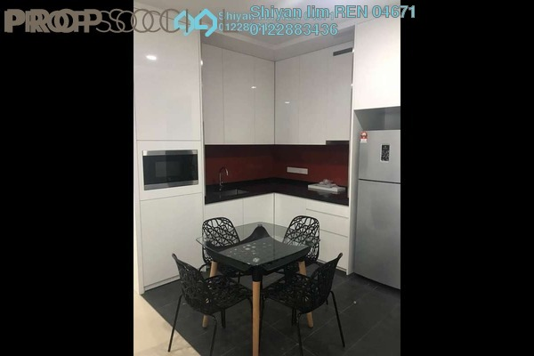 For Rent Condominium at Arcoris, Mont Kiara Freehold Fully Furnished 1R/1B 3.1k