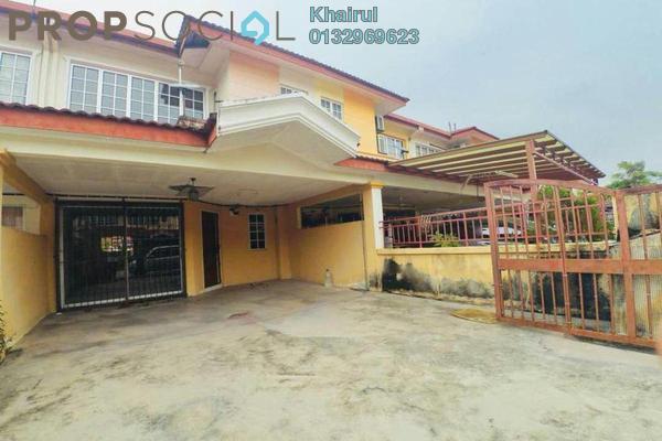 For Sale Terrace at Taman Cheras Idaman, Bandar Sungai Long Freehold Unfurnished 4R/3B 520k