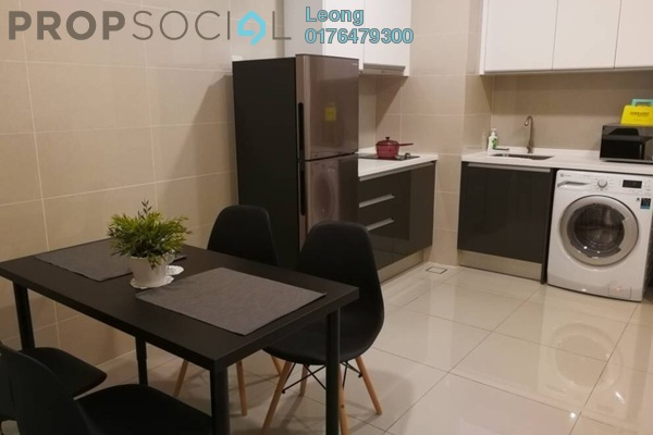For Sale Condominium at KL Gateway, Bangsar South Freehold Fully Furnished 1R/1B 520k