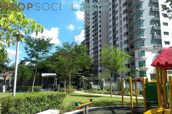 For Sale Condominium at Metropolitan Square, Damansara Perdana Freehold Unfurnished 3R/2B 402k