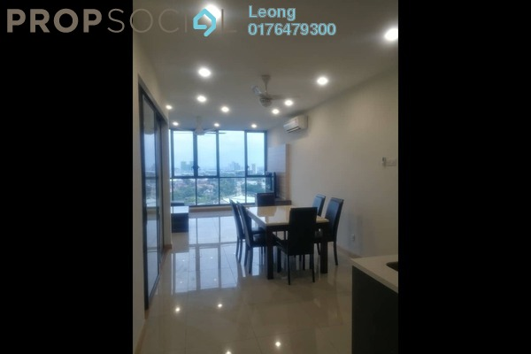 For Rent Condominium at KL Gateway, Bangsar South Freehold Fully Furnished 2R/2B 3.5k