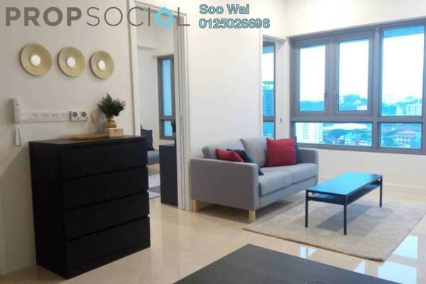 For Sale Condominium at The Sentral Residences, KL Sentral Freehold Fully Furnished 1R/1B 1.38m