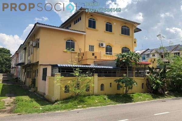 For Sale Terrace at Taman Pulai Utama, Pulai Freehold Semi Furnished 6R/4B 650k