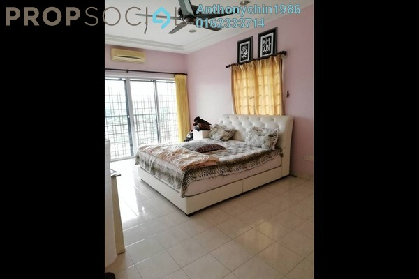 For Sale Terrace at Taman Bukit Serdang, Seri Kembangan Freehold Semi Furnished 5R/4B 1.2m