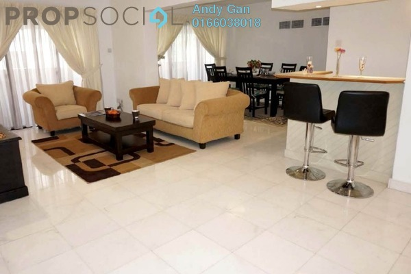 For Rent Condominium at UBN Apartment, KLCC Freehold Fully Furnished 2R/2B 5k