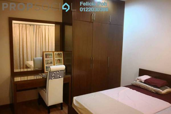 For Rent Condominium at The Residence, TTDI Freehold Fully Furnished 1R/1B 1.1k