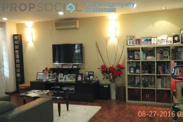 For Sale Terrace at Zone L, Sri Petaling Freehold Semi Furnished 4R/4B 980k
