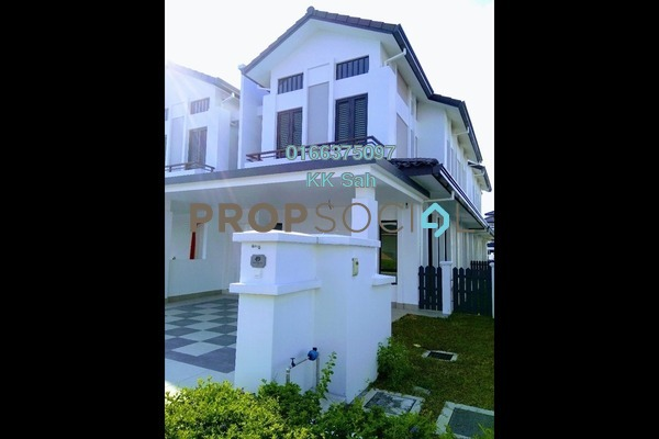 For Rent Semi-Detached at Eco Majestic, Semenyih Freehold Semi Furnished 4R/4B 2.3k