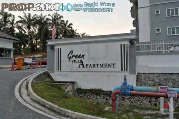 For Rent Apartment at Green Villa Apartment, Kajang Freehold Unfurnished 3R/2B 900translationmissing:en.pricing.unit