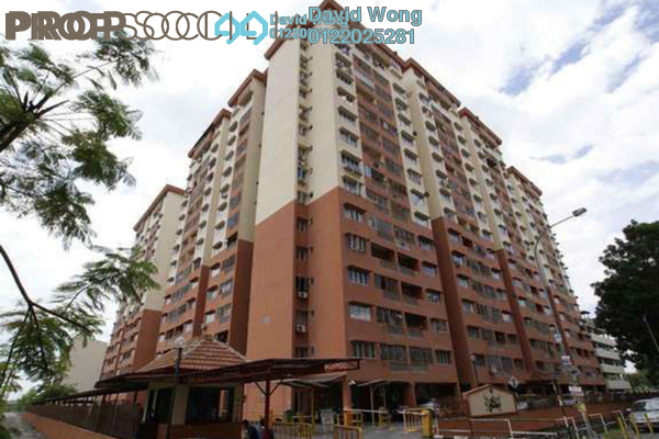 For Rent Apartment at Sri Raya Apartment, Kajang Freehold Semi Furnished 3R/2B 950translationmissing:en.pricing.unit