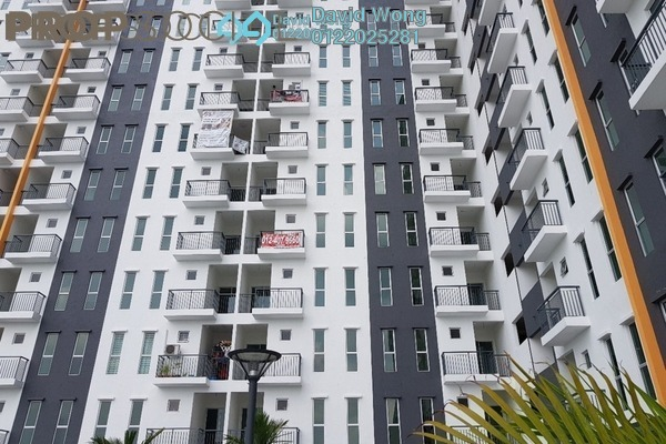 For Rent Condominium at Ascotte Boulevard, Semenyih Freehold Unfurnished 3R/2B 800translationmissing:en.pricing.unit