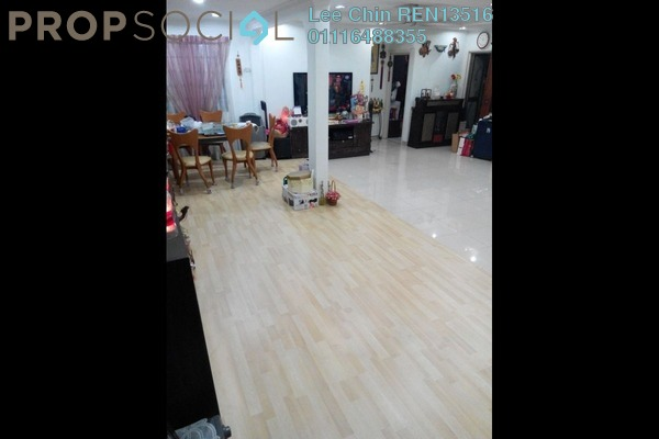 For Sale Terrace at Taman Cheras Mewah, Cheras South Freehold Semi Furnished 4R/3B 760k