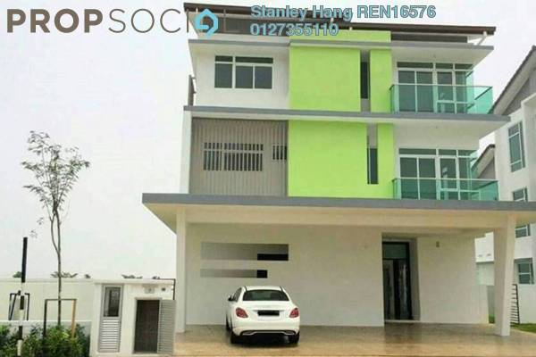 For Sale Bungalow at Ambrosia, Bandar Kinrara Freehold Unfurnished 6R/7B 4m