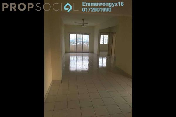 For Rent Condominium at Vista Mutiara, Kepong Freehold Semi Furnished 3R/2B 1.3k