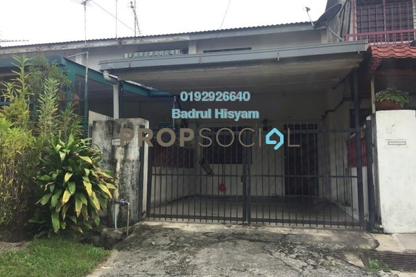 For Sale Terrace at Taman Selayang Jaya, Selayang Freehold Unfurnished 2R/1B 360k