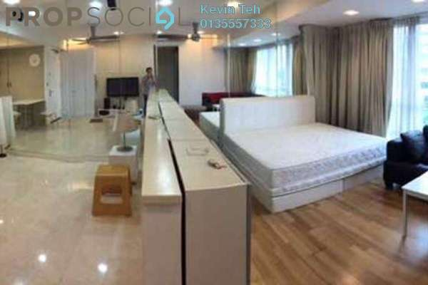 For Rent Condominium at Kiaraville, Mont Kiara Freehold Fully Furnished 1R/1B 2.6k