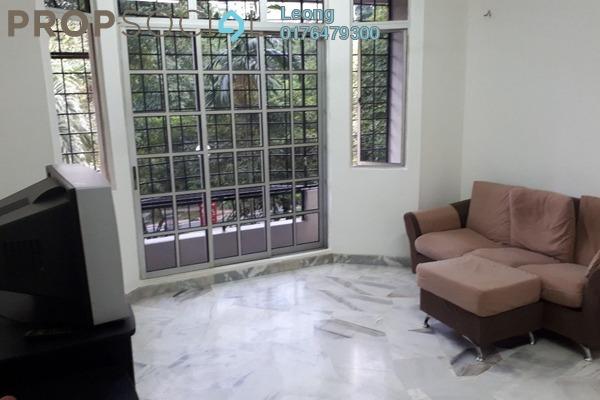 For Rent Apartment at Nova II, Segambut Freehold Semi Furnished 3R/1B 1.1k