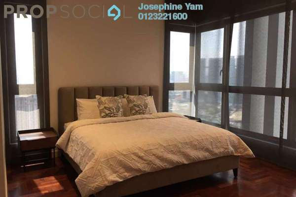 For Rent Condominium at The Mews, KLCC Freehold Fully Furnished 2R/2B 5k